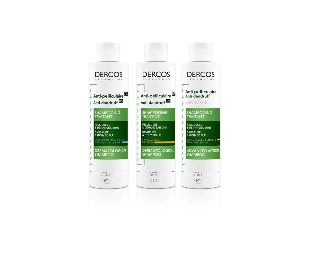 Šampón proti lupinám pre citlivú vlasovú pokožku
