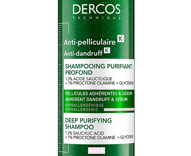 Šampón proti lupinám s peelingovým efektom - obrázok výrobku