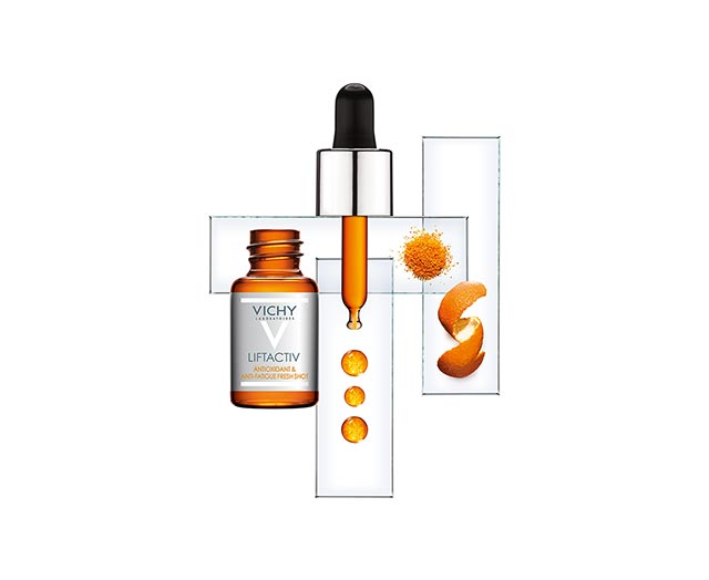 Antioxidačná   intenzívna kúra proti únave pleti