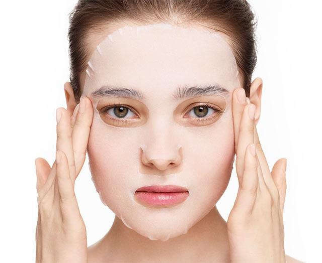 Hyaluron-Booster Posilňujúca a obnovujúca pleťová maska