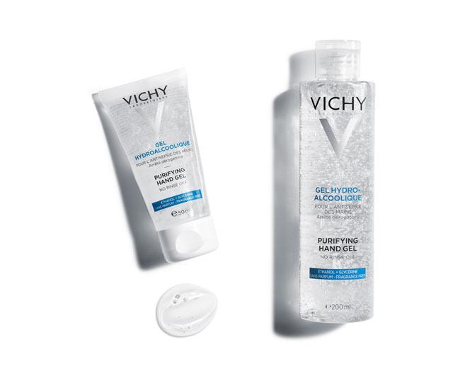 ČISTIACI GÉL NA RUKY - obrázok produktu Vichy