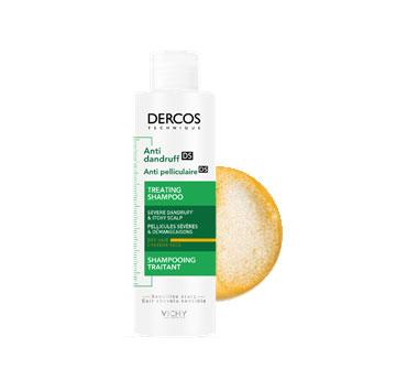 DS dermatologický šampón proti lupinám - lupiny a svrbiaca vlasová pokožka - suché vlasy