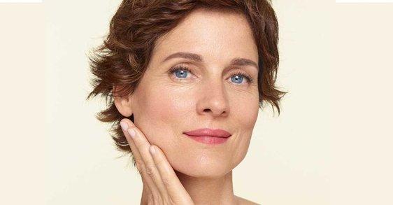 Menopauza a strata kolagénu: Prečo dochádza k ochabovaniu pleti?