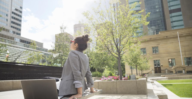 Leto v meste: chráňte svoju pleť doma aj v zahraničí