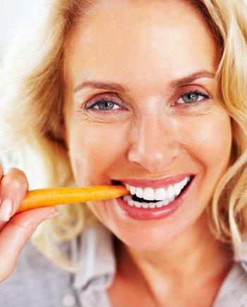 Menopauza: ako by som sa mala stravovať v50?