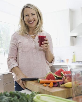 Správne živiny môžu zmierniť symptómy spojené s menopauzou
