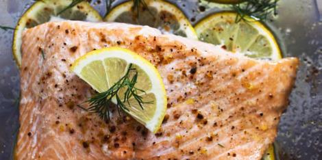 Losos: zdravé tuky pre vyplnenie pleti