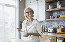17 foods to balance your diet during menopause