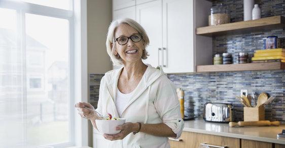 17 potravín pre vyvážený jedálniček v období menopauzy