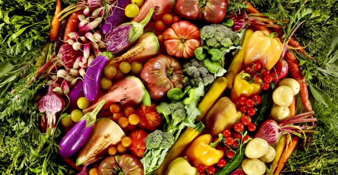 3 farebné jedlá, ktoré skopírujte z Instagramu: #Foodspiration