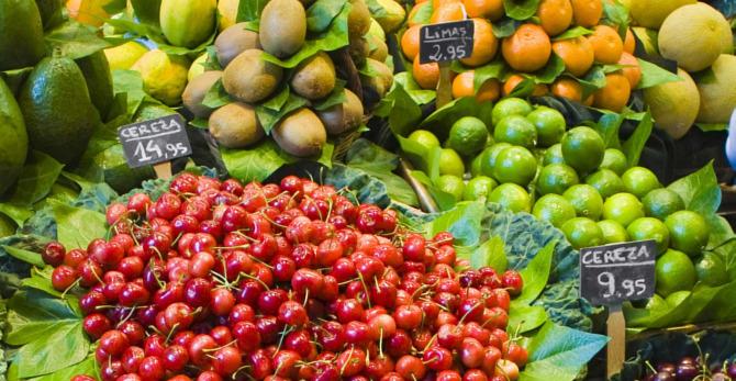 Top 5 ovocných superpotravín pre krásnu pleť