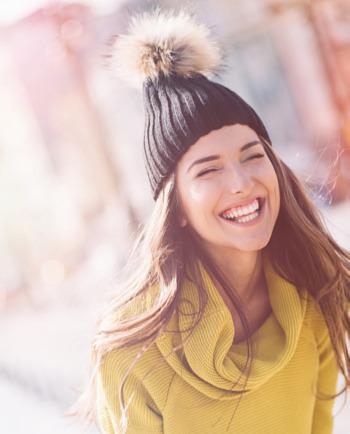 Ako chrániť pleť pred jej poškodením vplyvom UV žiarenia v zime